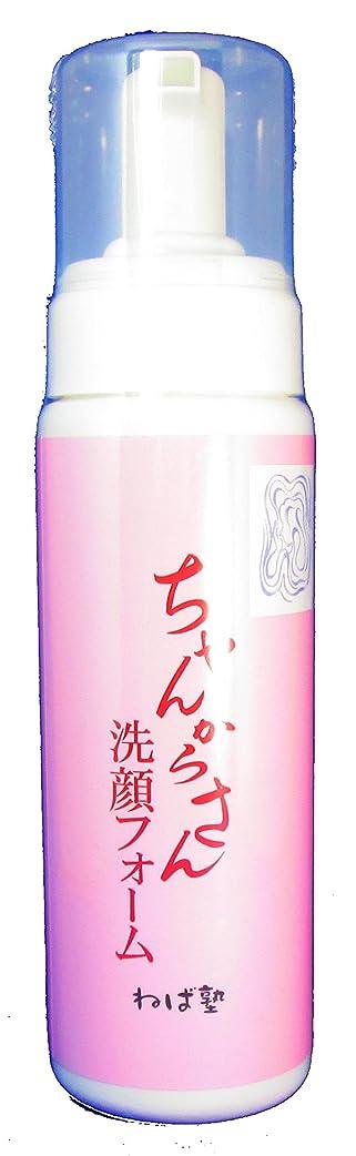 規範暫定の夢ちゃんからさん 洗顔フォーム (200ml)