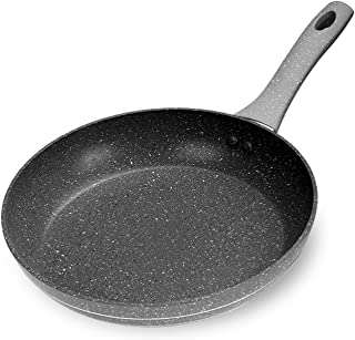 Royalford RF9466 Durable Coating - High-Quality Construction - Non-Stick for Gas, Induction & Ceramic Hobs - 3.8 mm Induct...