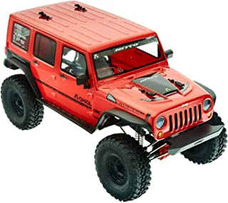 Best axial scx10 ii jeep wrangler unlimited crc Reviews