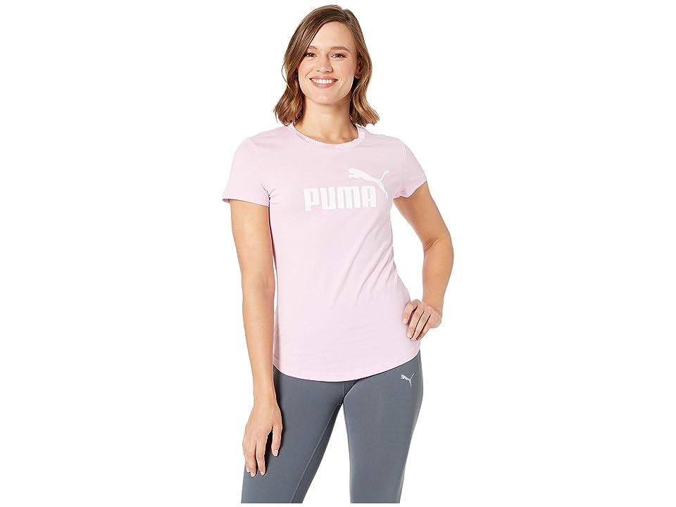 PUMA Amplified Tee (Pale Pink) Women