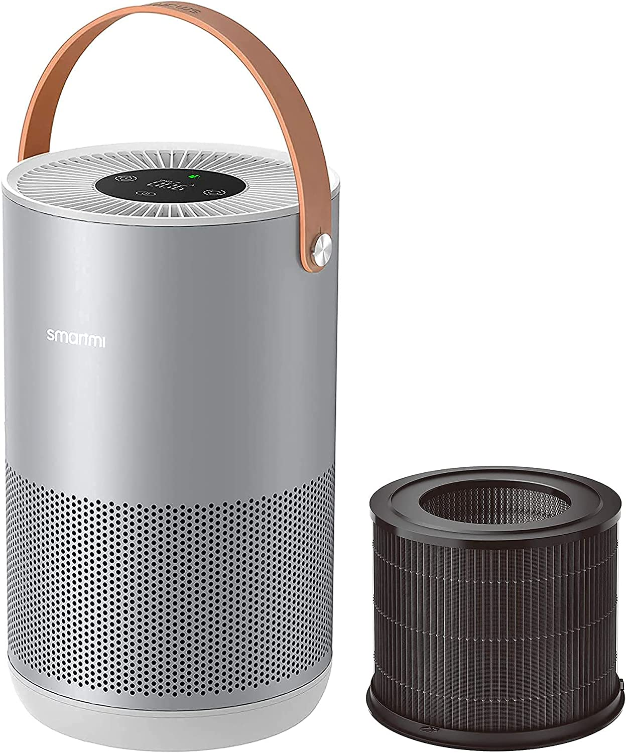 smartmi Cheap sale Ranking TOP19 Air Purifiers for Home Portable HEPA and Bund Filter H13