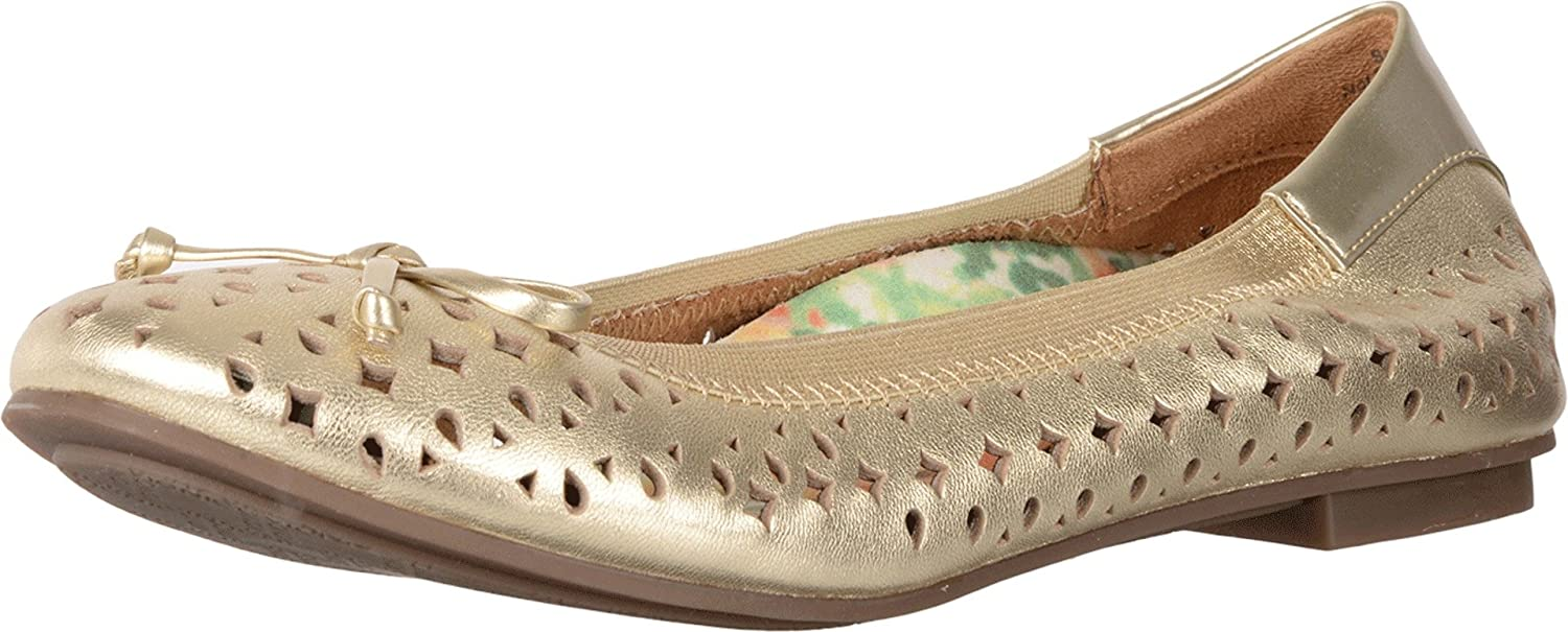 Vionic New Orleans Mall Women's Spark Surin Ballet Flat Omaha Mall with Flats Ladies Conce -