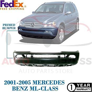 Front Bumper Lower Grill Fits MERCEDES ML Class W163 2001-2005