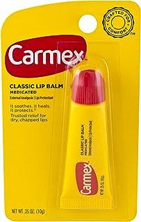 Carmex Lip Balm, 0.35 oz, Pack of 2