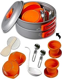 Best emergency cooking kits Reviews