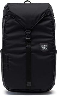 هيرشيل حقيبة ظهر كاجوال يومية للجنسين، اسود، 10270-02567-OS