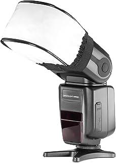 Neewer® Pro universal mjuk mini flash studs-diffusor keps för kamera eller off-kamera flashpistol, för Canon, Nikon, Sunpa...