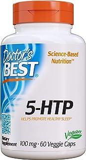 Doctor's Best, Best 5-HTP, 100mg, 60 Veggie Caps