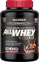 ALLMAX Nutrition AllWhey Gold Whey Protein, Chocolate, 5 lbs