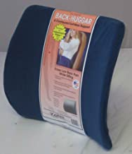 Back-Huggar® The Original Lumbar Cushion (Bucket Style) - Blue