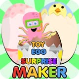 Toy Egg Surprise Maker - Create your own Surprise Eggs
