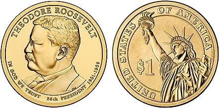 2013 S Theodore Roosevelt Proof Dollar PF1 US Mint