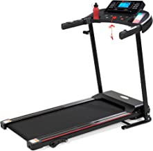 Best Choice Products Folding Treadmill with Manual Incline, Fitness Workout Exercise Machine w/Wireless Bluetooth Speaker...