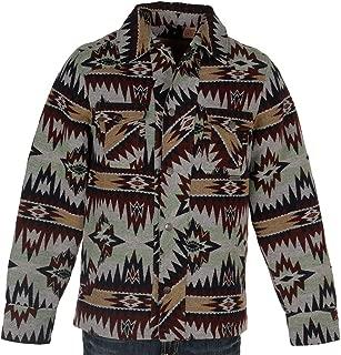 Men's Aztec Commander Wool Jacket - 92-2639
