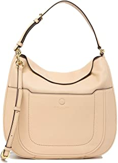 Empire City Leather Hobo Bag