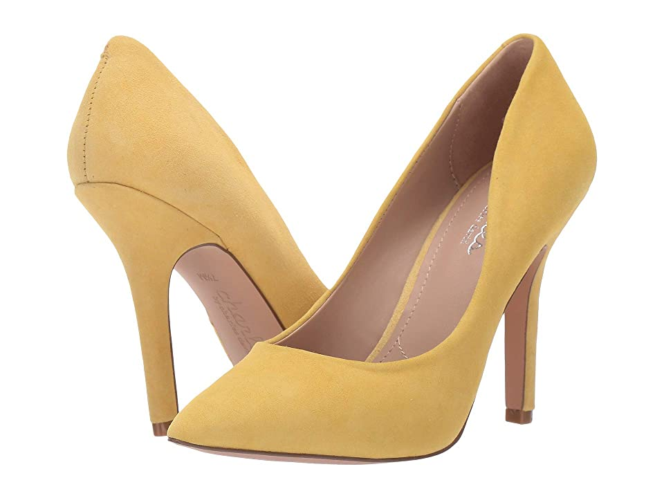 Charles by Charles David Maxx (Lemon Drop) High Heels