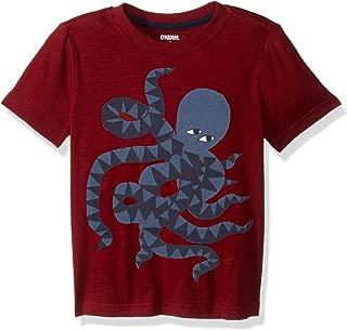kids octopus shirt