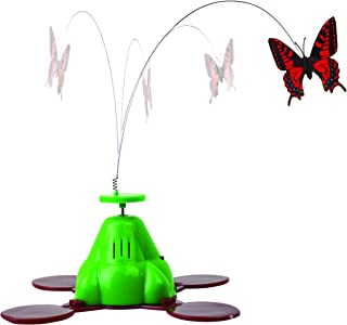 Pet Zone Fly By Spinner Cat Toy