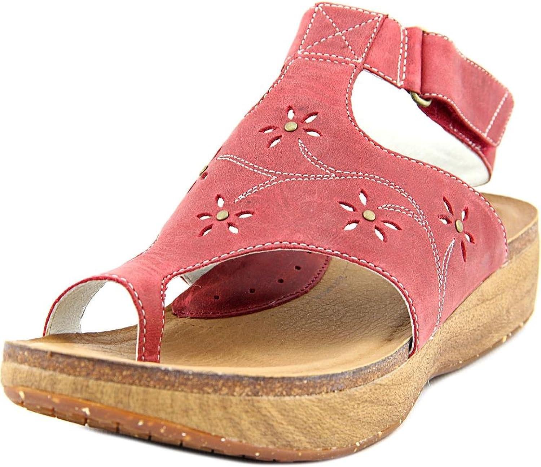 4EurSole Women's Bountiful Ankle Strap Sandal