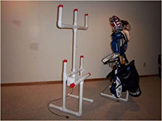 HOCKEY DRYING RACK TREE SPORTS EQUIPMENT ACCESSORIES