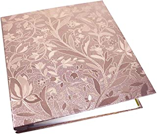 Self-Adhesive Photo Album DIY Scrapbook Set with Sticky Page 8X10 6X8 5X7 4X6 Photo Christmas Day Communion Gifts for Boys Girls Birthday Gifts for Mum (Champagne Gold-Small)