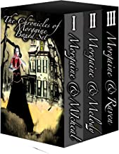 THE CHRONICLES OF MORGAINE THE WITCH BOXED SET [#1 Morgaine and Michael; #2 Morgaine and Melody; #3 Morgaine and Raven]