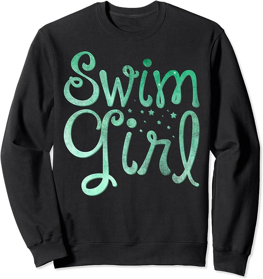 Swim Girl Sweatshirt