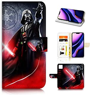 for iPhone 11 Pro, Designed Flip Wallet Phone Case Cover, A21334 Starwars Darth Vader 21334