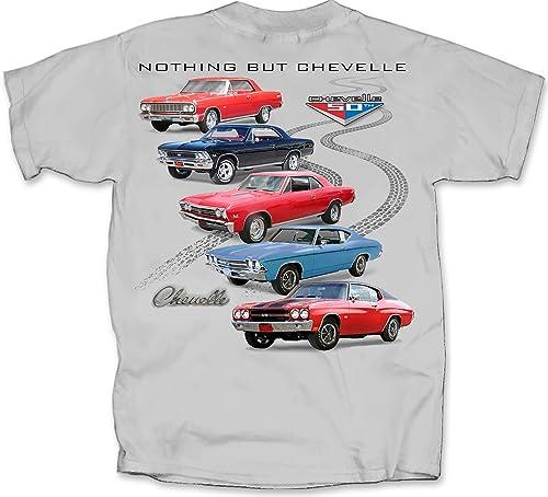 Joe Blow Chevelle Men's T Shirt Nothing but Chevelle