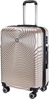 TTOvaligeria スーツケース 超軽量 容量拡張 大容量 TSAロック搭載 静音 旅行用品 S機内持込