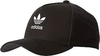 adidas Men's Adicolor Trucker Cap, Black, One Size
