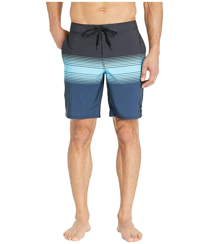 RVCA Sin Fade Trunks (Dusty Blue) Men