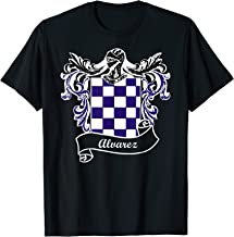 Alvarez Coat of Arms surname last name family crest T-Shirt