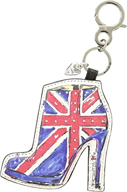 Brighton - London Bootie Handbag Fob