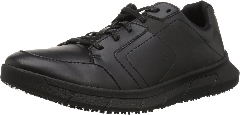 shoes For Crews Men's Benton Slip Resistant Restaurant Sneaker