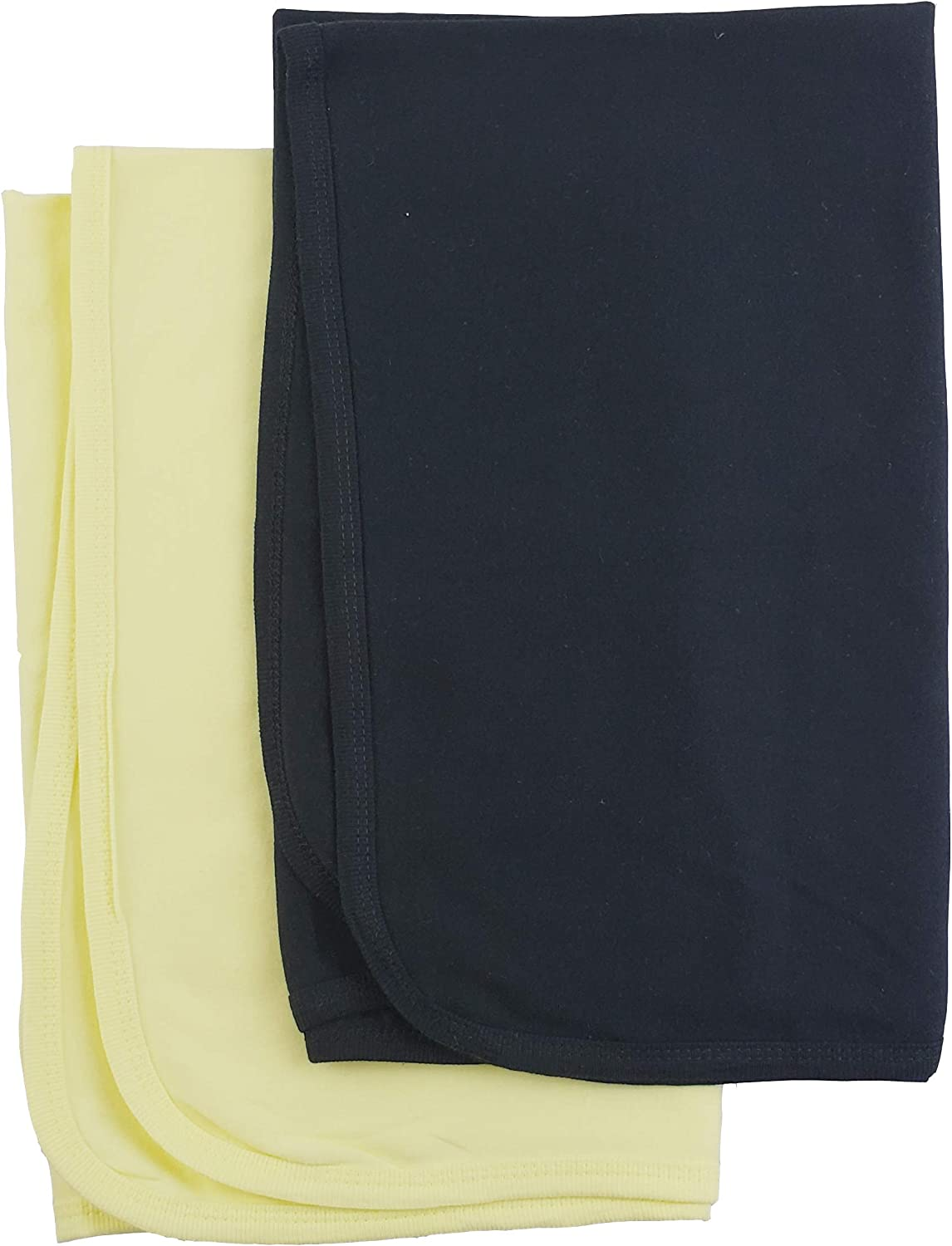 bambini Department Direct store store 2 Receiving Black Blankets Yellow