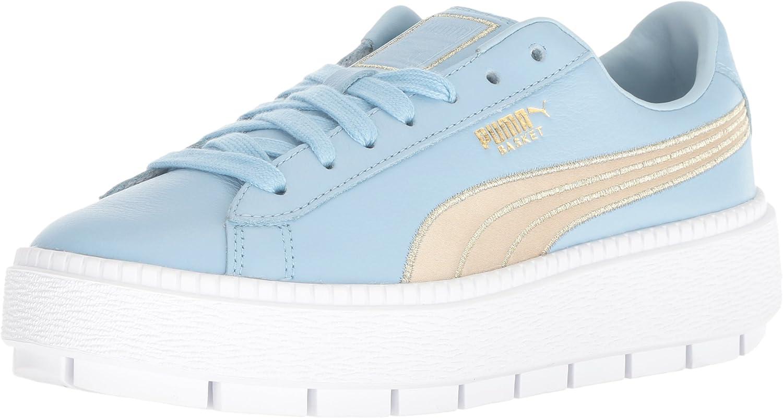 PUMA Womens Platform Trace Sneaker