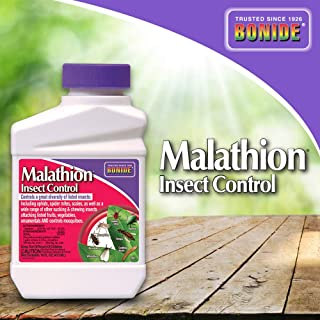 bonide malathion insect control concentrate