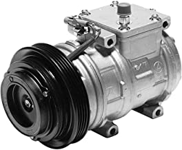 Denso 471-1164 New Compressor with Clutch