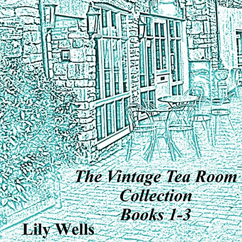 The Vintage Tea Room Collection: Books 1-3 audiobook cover art
