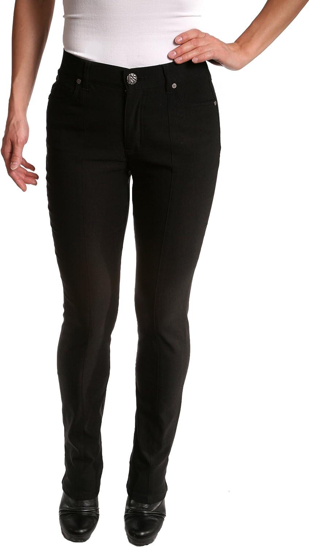 URREBEL Women's Straight Leg Pants