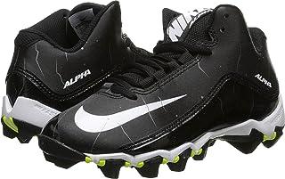 Nike Boy's Alpha Shark 2 3/4 Wide Football Cleat