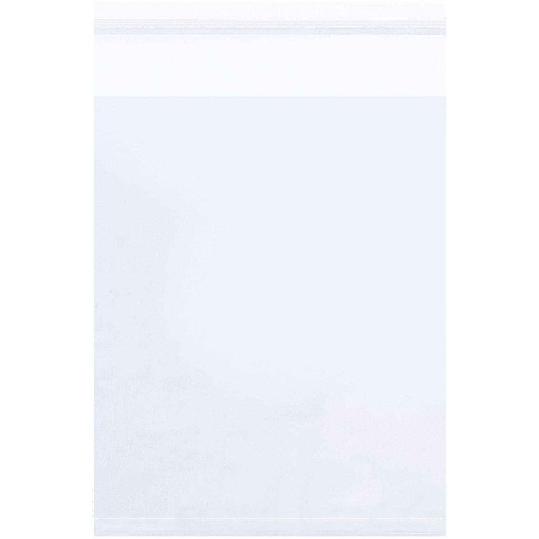 Resealable Polypropylene Bags 1.5 Mil 14