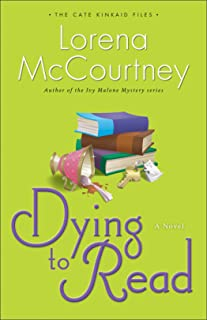 Dying to Read (The Cate Kinkaid Files Book #1): A Novel