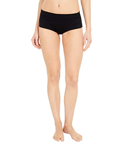 Icebreaker Anatomica Seamless Sport Hipkini (Black) Women