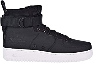 sports shoes 1cc54 7696c NIKE SF Air Force 1 Mid Men's Basketball Shoes Black/Anthracite/White  917753-