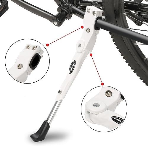 cavaletto laterale ciclo bici bimbo  alluminio lungo  cm 17  bicicletta bimbo