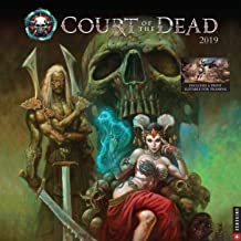 Court of the Dead 2019 Deluxe Wall Calendar