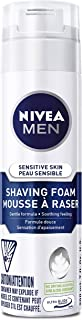 NIVEA MEN Senstive Skin Shaving Foam, 200 mL