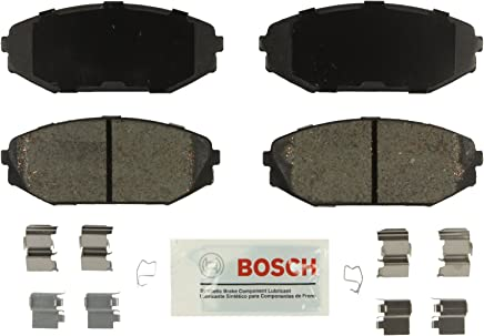 Bosch BE793H Blue Disc Brake Pad Set with Hardware